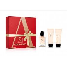 Armani Si Eau de Parfum 50 ml Christmas Set 2017
