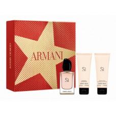 Armani Si Eau de Parfum 50 ml Gift Set