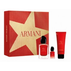 Armani Si Passione Eau de Parfum 50 ml Gift Set