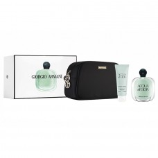 Armani Acqua di Gioia Eau de Parfum 100 ml Coffret Travel With Style