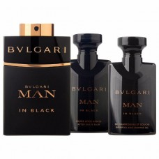 Bulgari Man In Black Eau de Parfum 60 ml Gift Set 2018