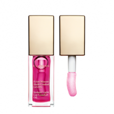Clarins Eclat Minute Huile Confort Levres N.02 Raspberry 7 ml