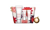 Clarins Baume Corps Super Hydratant 200 ml Gift Set 201..