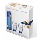 Clarins Men Baume Super Hydratant 50 ml Gift Set..