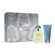 Dolce & Gabbana Light Blue Pour Homme Eau de Toilette 75 ml Gift Set 2018