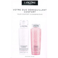 Lancome Duo Demaquillant Confort 2 x 400 ml