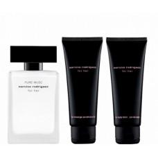 Narciso Rodriguez For Her Pure Musc Eau de Parfum 50 ml Gift Set