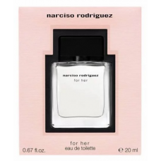 Narciso Rodriguez For Her eau de toilette 20 ml