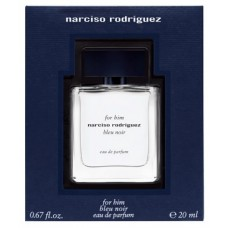 Narciso Rodriguez For Him Bleu Noir Eau de Parfum 20 ml