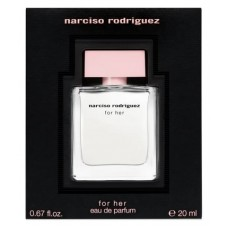 Narciso Rodriguez For Her eau de parfum 20 ml