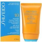 Shiseido Protective Tanning Cream  SPF10 50 ml..