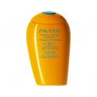 Shiseido Protective Tanning Emulsion spf10 150 ml..