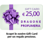 Carta Regalo da € 25,00..