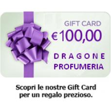 Carta Regalo da € 100,00