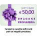 Carta Regalo da € 50,00