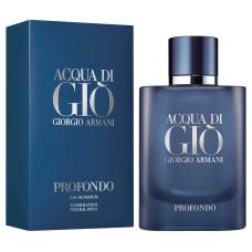 Armani Acqua di Giò Uomo Profondo Eau de Parfum 125 ml