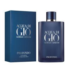 Armani Acqua di Giò Uomo Profondo Eau de Parfum 200 ml