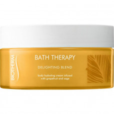 Biotherm Bath Therapy Delighting Blend Body hydrating Cream Infused 200 ml