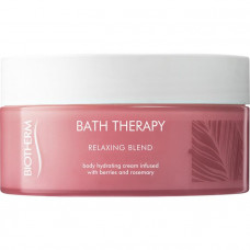 Biotherm Bath Therapy Relaxing Blend Crème Corps Hydratante Relaxante 200 ml