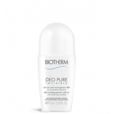 Biotherm Deo Pure Invisible Roll-On Anti-Transpirant 48H 75 ml