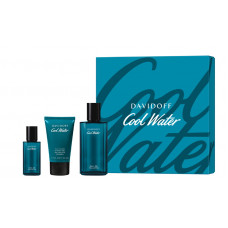 Davidoff Cool Water Eau de Toilette 75 ml Gift Set