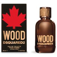 Dsquared Wood Dsquared2 Pour Homme Eau de Toilette 50 ml