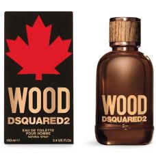 Dsquared Wood Dsquared2 Pour Homme Eau de Toilette 100 ml