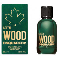 Dsquared Green Wood Dsquared2 Pour Homme Eau de Toilette 30 ml
