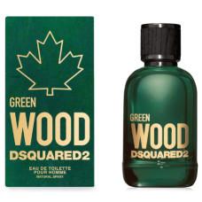 Dsquared Green Wood Dsquared2 Pour Homme Eau de Toilette 50 ml