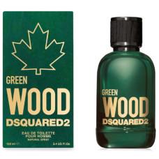 Dsquared Green Wood Dsquared2 Pour Homme Eau de Toilette 100 ml