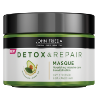 John Frieda Detox & Repair Masque Nourishing Intensive Care & Revitalisation 250 ml