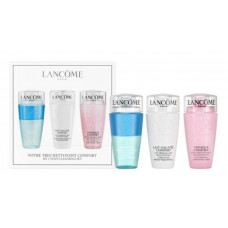 Lancome Coffret Trio Detersione Confort