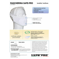 Norman Mascherina Safe-Pro
