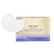 Shiseido Vital Perfection Uplifting and Firming Express Eye Mask 2 Sheets x 12 Packettes