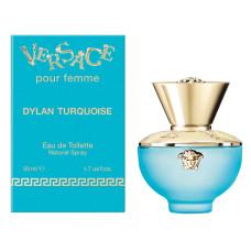 Versace Dylan Turquoise Pour Femme Eau de Toilette 50 ml