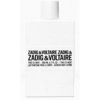 Zadig&Voltaire This is Her! Lait Parfume Pour le Corps 200 ml