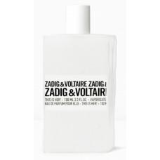 Zadig&Voltaire This is Her! Eau de Parfum 100 ml