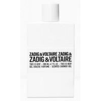 Zadig&Voltaire This is Her! Gel Douche Parfume 200 ml